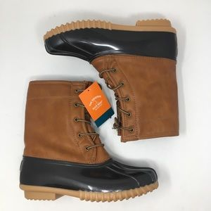 Sporto Women's Size 9M Arianna Original Duck Boot